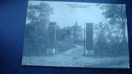 BRAINE L´ALLEUD : Château De La Bouvrée  En 1913 - Braine-l'Alleud