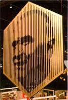 Portrait Du Président Georges Pompidou Réalisé Par Le Maître Victor Vasarely - Peintures & Tableaux