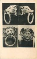 LAGO DI NEMI. BRONZI ROMANI PESCATI DALLE NAVI NEL 1895 - OGGI AL MUSEO NAZ. TERME DI ROMA. CARTOLINA ANNI '40 - Altre Città