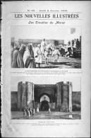 De 1903 - Article/photogravure - Les Troubles Du Maroc - - Oude Documenten