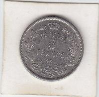 UN Belga 5 Francs 1934 FR Pos B - 1909-1934: Albert I