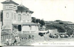 N°41141 -cpa Pornic -lle Casino De Gourmelon- - Pornic