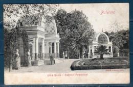 PALERMO (VILLA GIULIA) Cartolina NON Viaggiata - Palermo