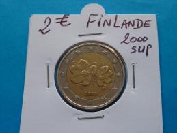 2  EURO  FINLANDE  2000 Sup - Finland