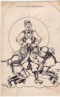 Carte Militaire Satirique Guerre 1914. - Guerre 1914-18
