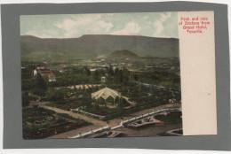 Tenerife ; Peak And Vale Of Orotava From Grand Hotel , Cerca 1910 - Tenerife