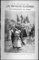 De 1903 - Article/photogravure - Les  évênements Du Maroc - - Oude Documenten