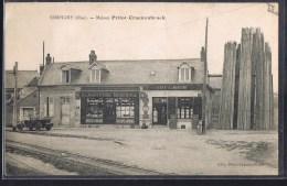 SEMPIGNY . Maison Pillot - Craenenbrock . Café De La Marine . - France