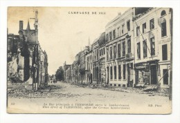 Termonde. La Rue Principale.... - Dendermonde