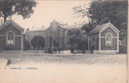 Nivelles 124: L'H�pital 1907