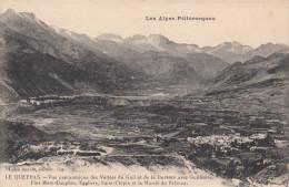 05 - LE QUEYRAS / GUILLESTRE - FORT MONT DAUPHIN - EGGLIERS - SAINT CREPIN ET LE MASSIF DU PELVOUX - France