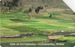 *BOLIVIA* - Scheda Telefonica Usata - Bolivia