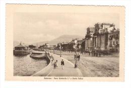 PT21  PALERMO - Foro Umberto I° E Porto Felice - Palermo