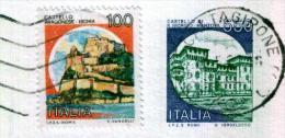 CALTAGIRONE  -  Anno 1991 - Timbri