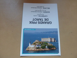"Calendrier 2015 FESTIVALS DE TAROT ""Baie de Morlaix, Finist�re"" (11x16cm)"