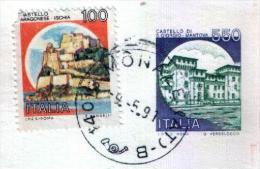 MONALE - AT  -  Anno 1991 - Timbri