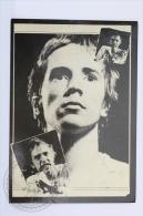 Postcard - Johnny Rotten - Música Y Músicos