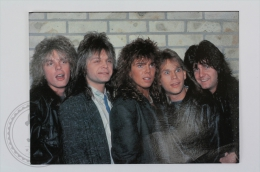 Music Topic Postcard - Hard Rock Europe Band - Música Y Músicos