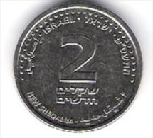 Israel 2 New Shegalim E,N Aus 2008-2011 Schön Nr.156 - Israel