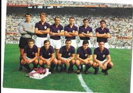 CALCIO TEMATICA SPORT SQUADRA FIORENTINA 1967/1968 - Calcio