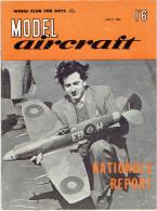 MODEL AIRCRAFT JULY 1961 - Groot-Britannië