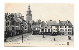 (1429-22) Lamballe - La Grande Place - Lamballe
