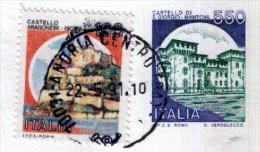ANDRIA - BA  -  Anno 1991 - Timbri
