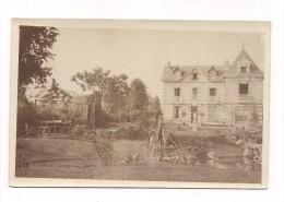 CARTE PHOTO VILLA BEAU-SEJOUR  LA COTE FLEURIE - STE RADEGONDE - - Autres Communes