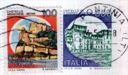 PONTINIA - LT  -  Anno 1991 - Timbri