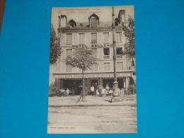 31) Luchon N° 299 - Café Restaurant Hotel  BELLEVUE   - Année  - EDIT - Labouche - Luchon