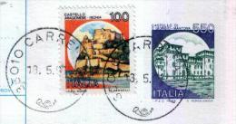 CARRE' - VI  -  Anno 1991 - Timbri