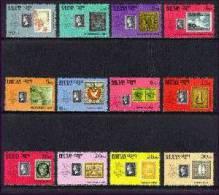 MNH BHUTAN # 894-905 : STAMPS OLD STAMPS ; PENNY BLACK ; POSTAL HISTORY - Bhutan