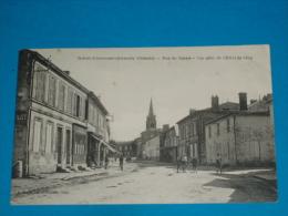 33 ) Saint-ciers-sur-gironde - Rue Du Marais   - Année   - EDIT - Dando - France