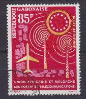 Gabon 1963 Mi. 184     85 Fr Post- Und Fernmelde-Union - Gabun (1960-...)