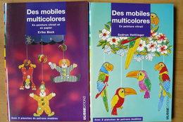 Les Mobiles Multicolores - Créez Vos Propres Mobiles - Ulisseditions - Bücher, Zeitschriften, Comics