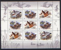 Russia 1989 Unif. 5641/43 Minif. Da 9 **/MNH VF - Blocchi & Fogli