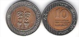 Israel 10 New Shegalim E,N Aus 1995-2011 Schön Nr.158 - Israel
