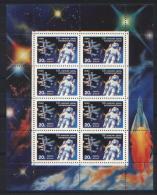 Russia 1990 Unif. 5752 Minif. Da 8 **/MNH VF - Blocchi & Fogli