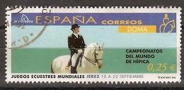 España U 3900 (o) Deportes. Hipica. 2002 - 2001-10 Usados