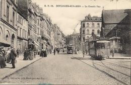 Boulogne-sur-Mer -  La Grande Rue - Boulogne Sur Mer