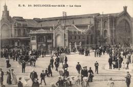 Boulogne-sur-Mer - La Gare - Boulogne Sur Mer