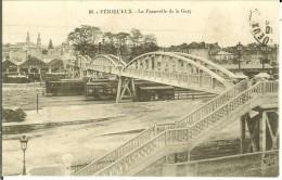 CPA  Perigueux La Passerelle De La Gare  11121 - Périgueux