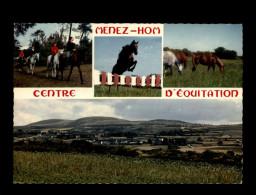 29 - PLOMODIERN - Menez-Hom - Centre D'équitation - Plomodiern