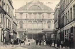 Boulogne-sur-Mer - Le Théâtre - Boulogne Sur Mer