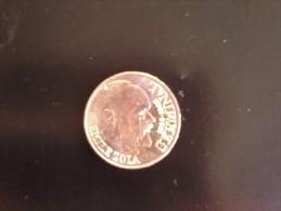 Moneta D' Argento  -  100 Franchi 1985 - 100° Di Emilio Zola. ( BB ) - Monedas