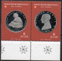 PIA - SMOM - 2002 - Le Monete Dell' Ordine - (UN 709-10) - Malte (Ordre De)