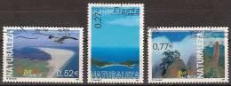 España U 4122/4124 (o) Naturaleza. 2004 - 2001-10 Usados
