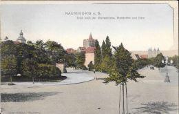 [DC5925] CARTOLINA - GERMANIA - NAUMBURG A. S. - Non Viaggiata - Original Old Postcard - Naumburg (Saale)