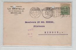 La Dentelle Bruxelles Rare De Mol Ninove - Belgique