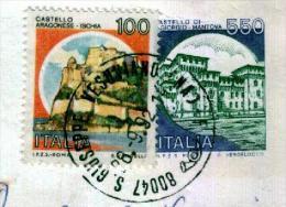 S. GIUSEPPE VESUVIANO - NA  - Anno 1992 - Seals